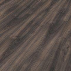Jersey hickory széles, fózolt Laminatboden 8mm